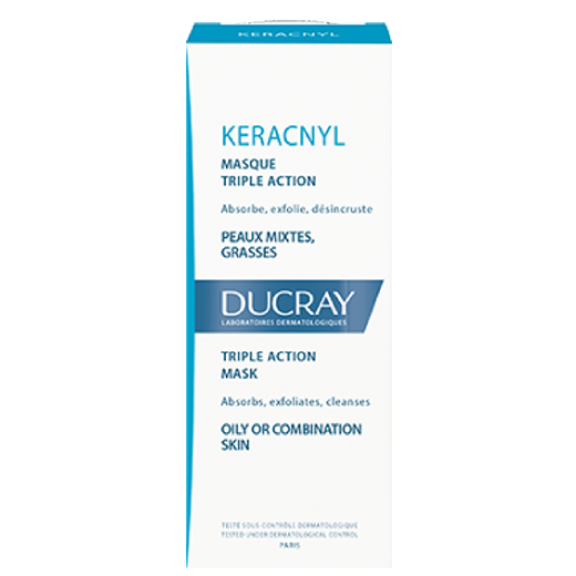 Ducray Keracnyl Triple-Action Mask 40ML feel22 Lebanon