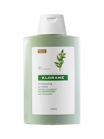 Klorane Anti-Dandruff and Oil-Control Shampoo with Myrtle 200ml