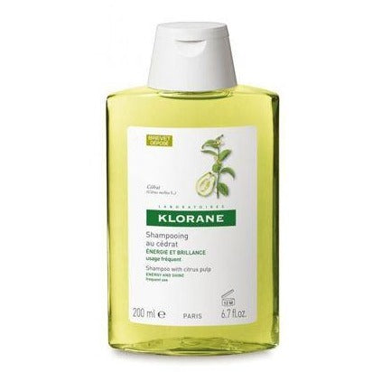 Klorane Normal to Oily Hair Shampoo with Citrus Pulp