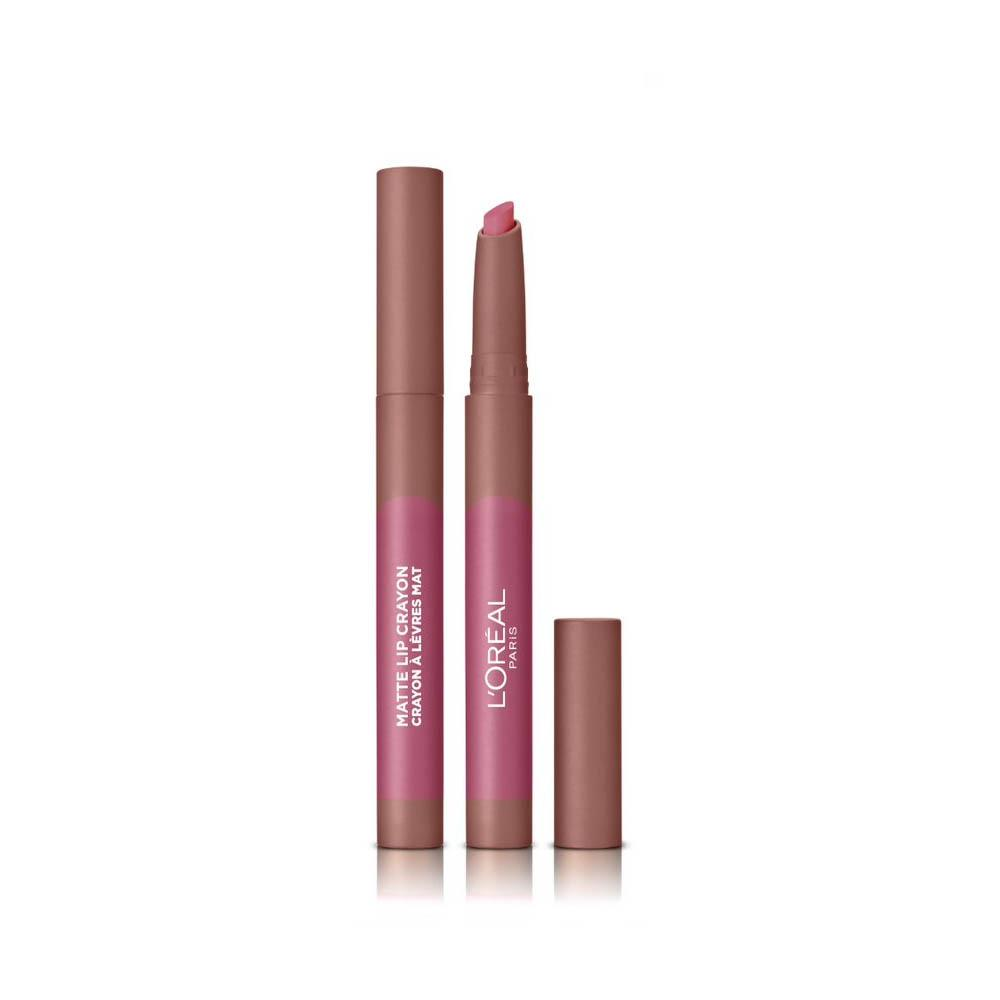 L'Oreal Paris Infallible Matte Lasting Wear & Smudge Resistant Lip Crayon