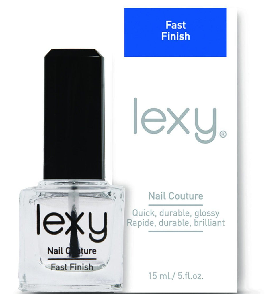 Lexy Fast Finish - Quick, Durable, Glossy