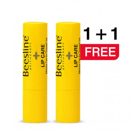 Beesline Lip Care Offer Buy 1 Get 1 FREE!