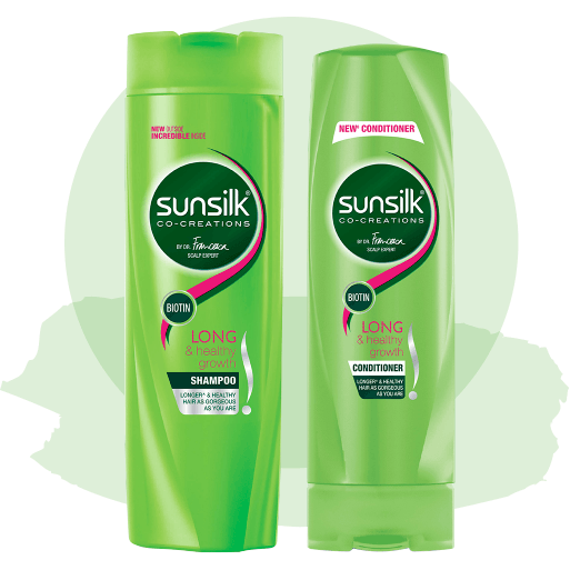 Sunsilk Shampoo and Conditioner Strong Growth - Save 20%