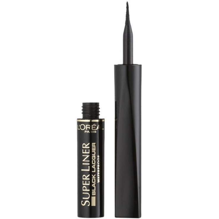 L'Oreal Paris Black Lacquer Waterproof Eyeliner