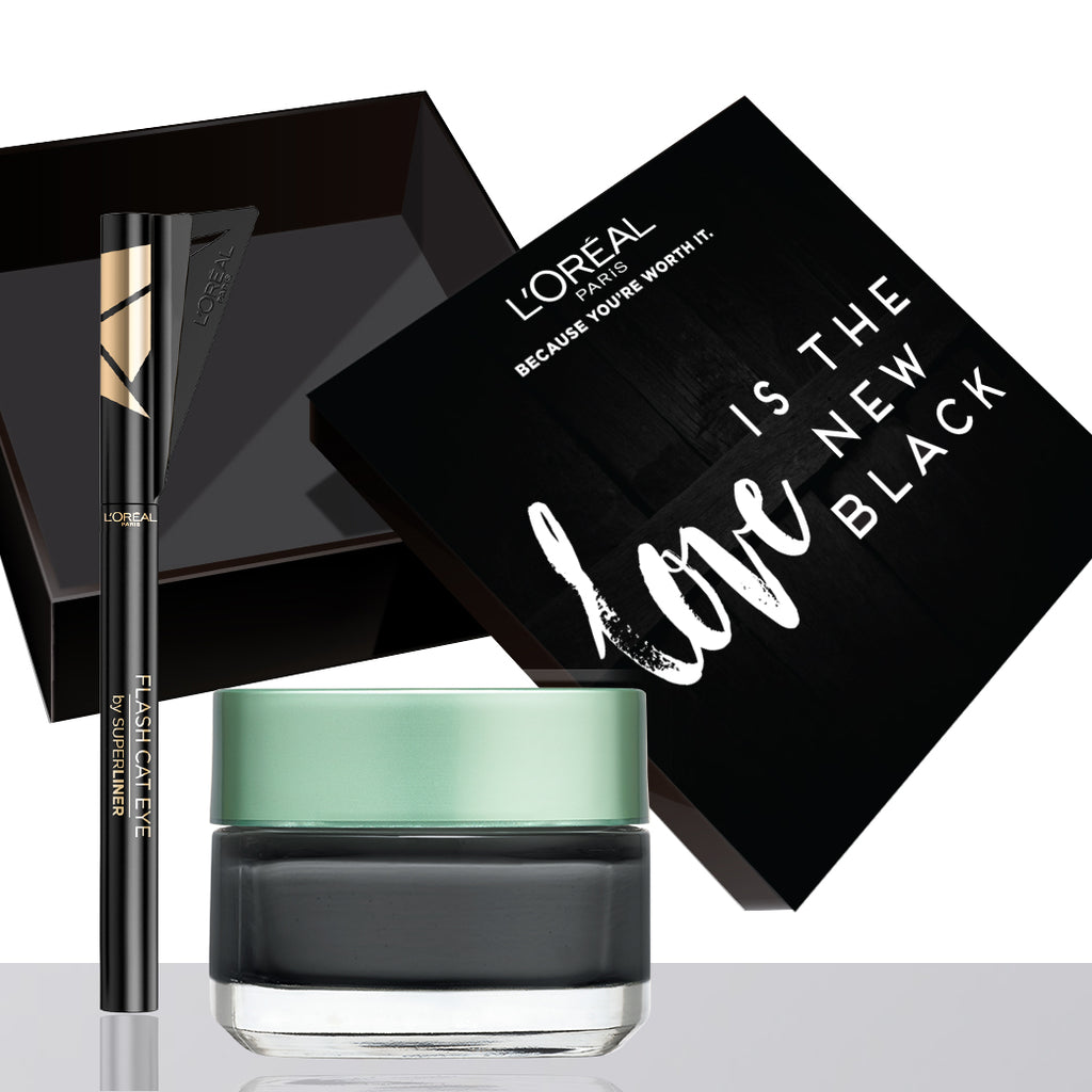 L'Oreal Paris Gift Set - Love is the New Black