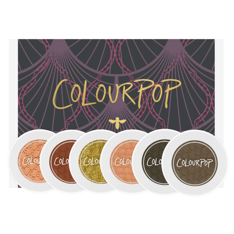 Colourpop Love A Flare Shadow Kit