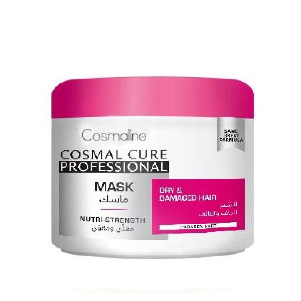 Cosmaline Cosmal Cure Professional Nutri Strength Mask 450 ml