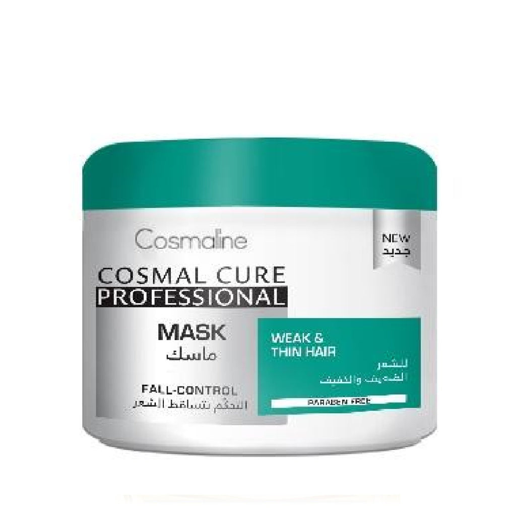 Cosmaline Cosmal Cure Professional Fall Control Mask 450 mL