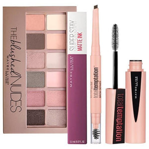 Maybelline Total Temptation Gift Set For Her- 15% Off