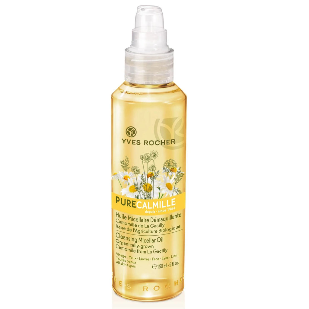 Yves Rocher Micellar Cleansing Oil - Pure Calmille 150ml