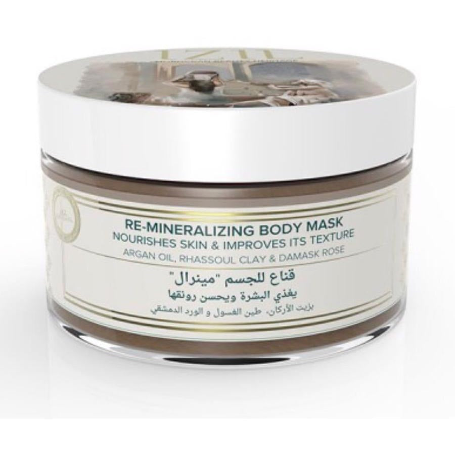 Izil Re-Mineralizing Body Mask