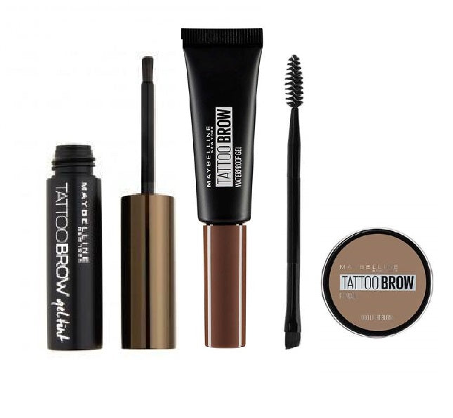 Maybelline Full Brows Set 30% Off - Makeup On The Way Ep 2