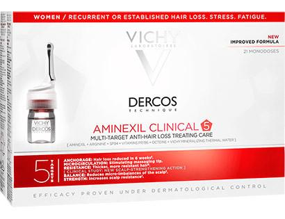 Vichy Dercos Aminexil Clinical 5 for Women
