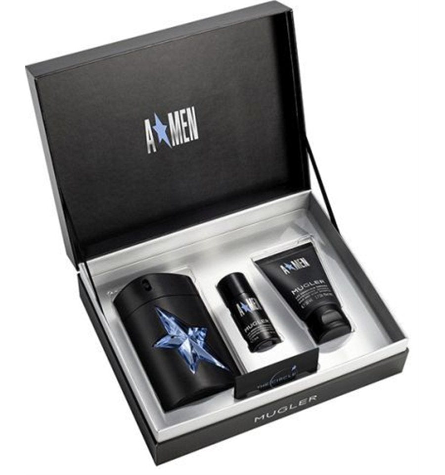 Thierry Mugler Angel Gift Set For Men