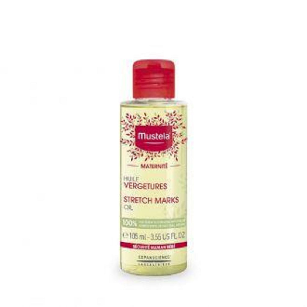 Mustela Maternity Stretch Marks Prevention Oil