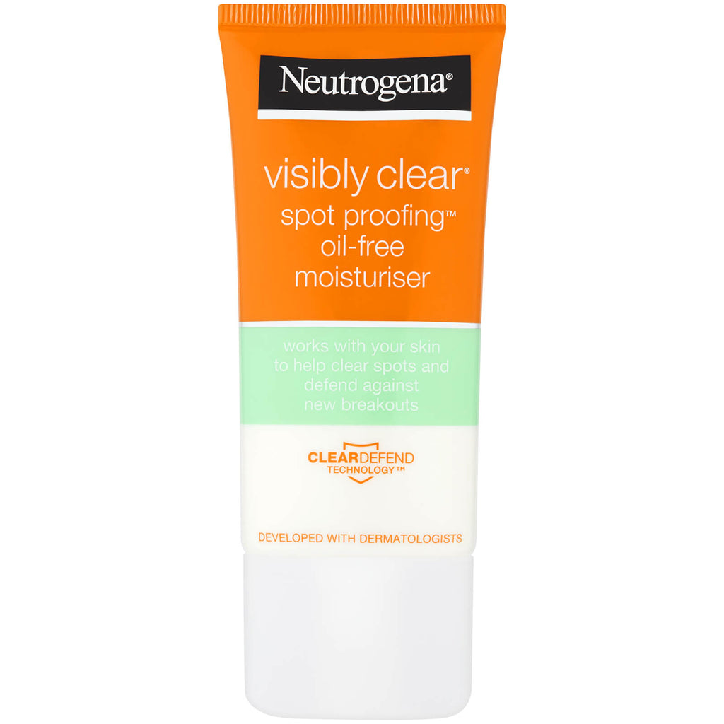 Neutrogena Visibly Clear Oil-Free Moisturiser