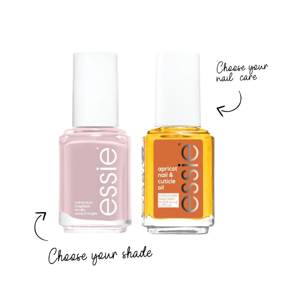 Essie Nail Polish Best Of Nudes + Care Offer 15% Off!