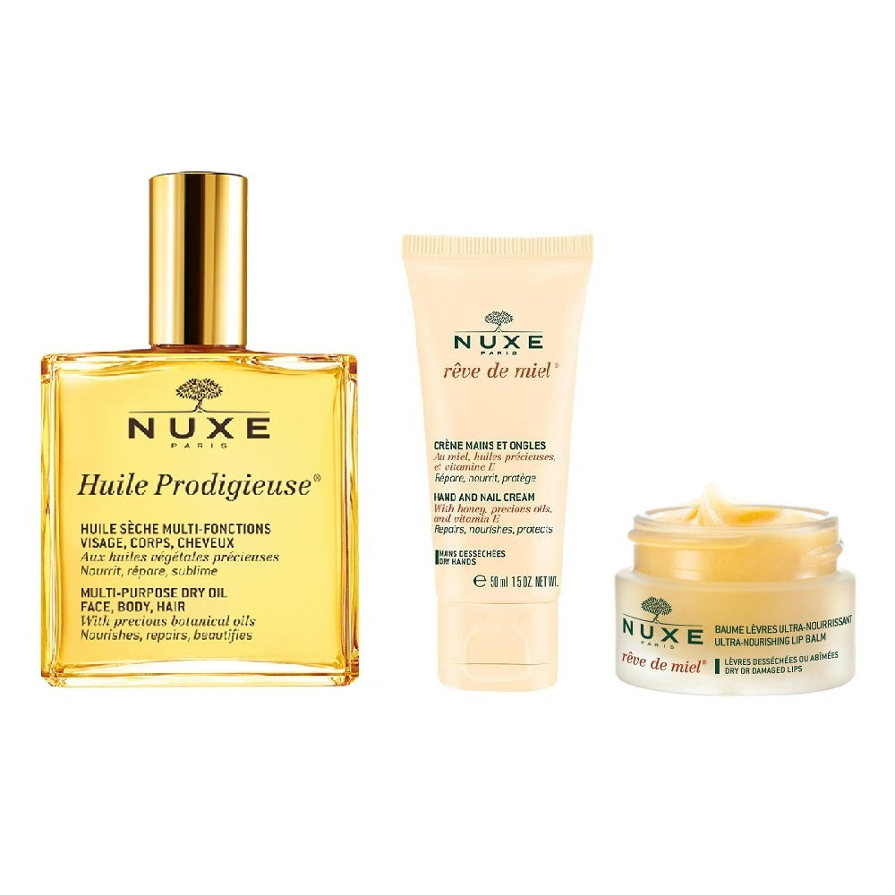 Nuxe Essentials Gift Set