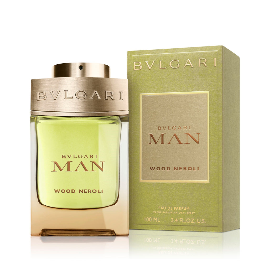 Bvlgari Man Wood Neroli Cologne Eau De Parfum For Men