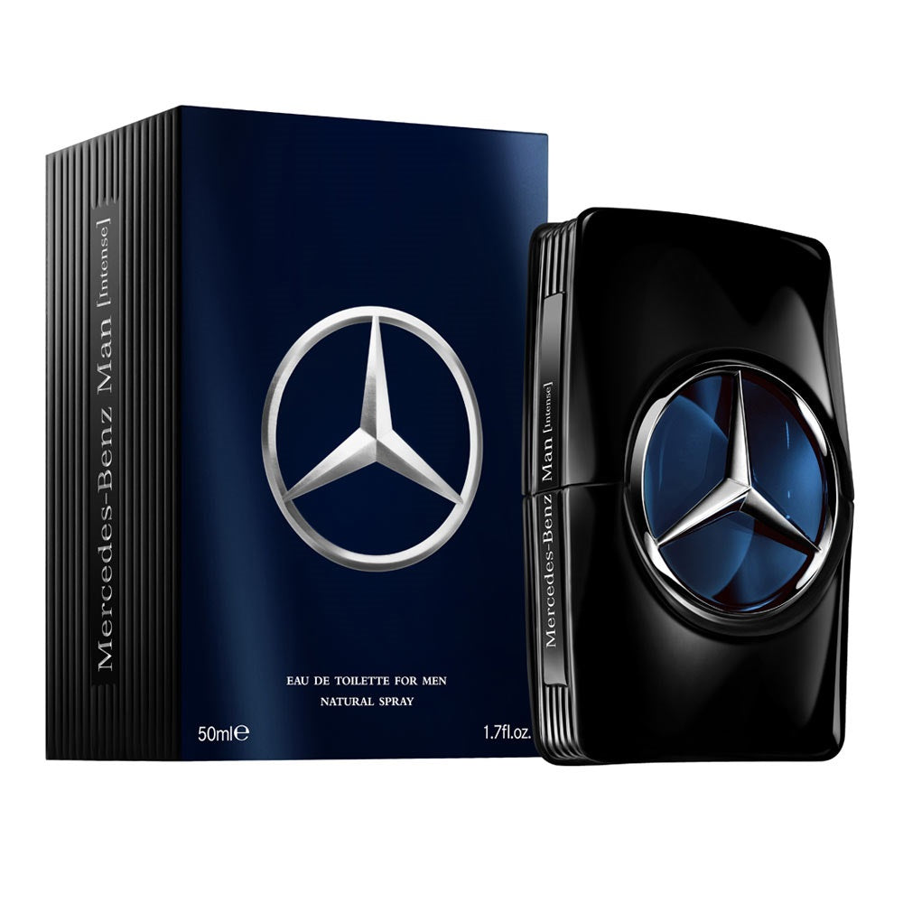 Mercedes Benz Intense Black Eau De Toilette For Men