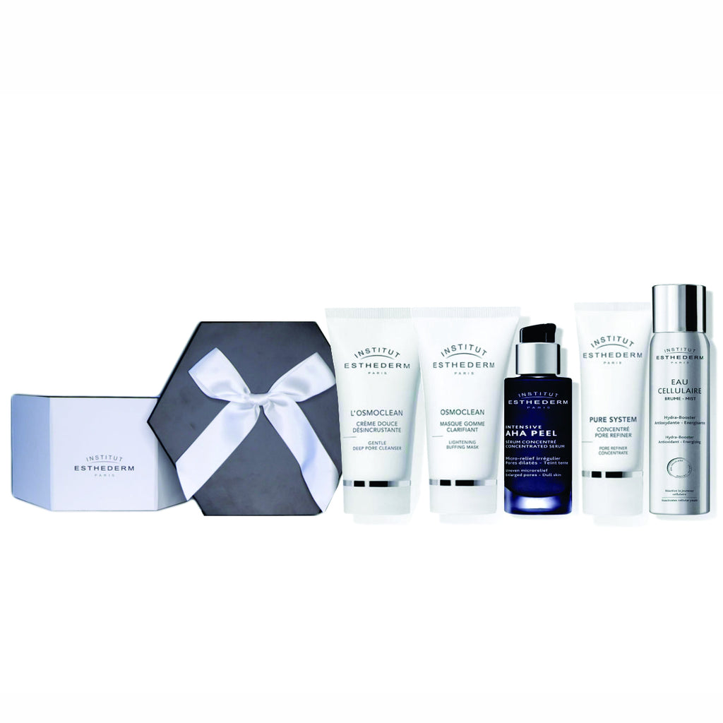 Esthederm Mother's Day Gift Set - Oily Skin Treatment