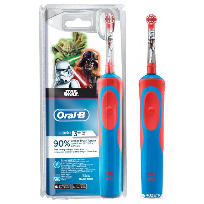 Oral-B Vitality Kids Stages Power Star Wars Electrical Toothbrush