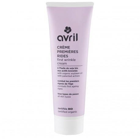 Avril First Wrinkles 50ml - Certified Organic