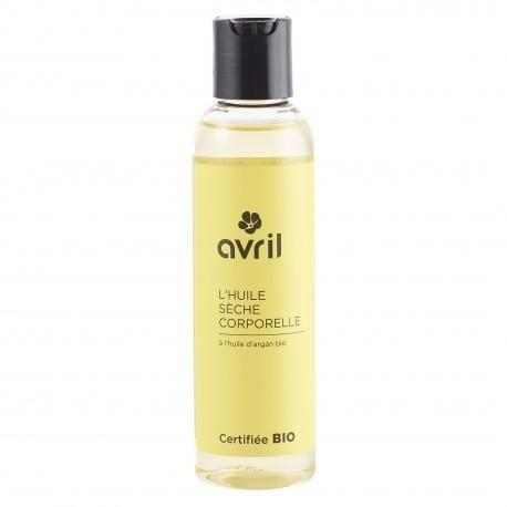 Avril Body Oil with Argan Oil 150ml - Certified Organic