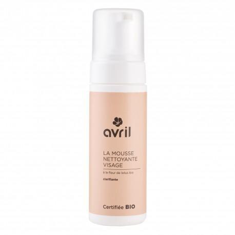 Avril Cleansing Foam 150ml - Certified Organic