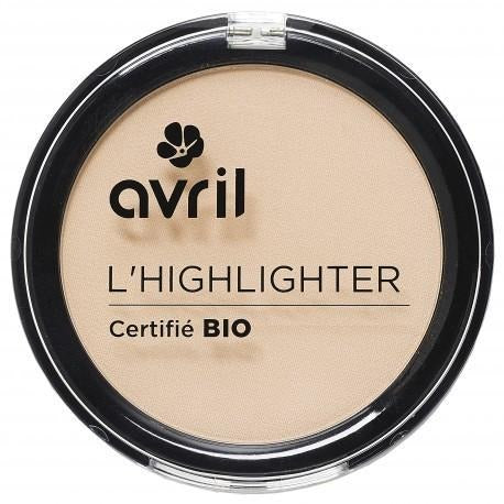 Avril Highlighter - Certified Organic