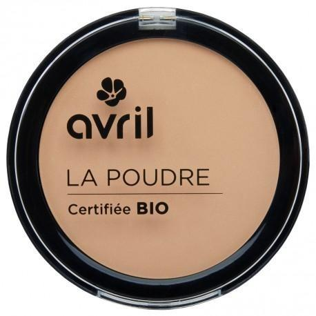 Avril Compact Powder - Certified Organic (9 Shades)
