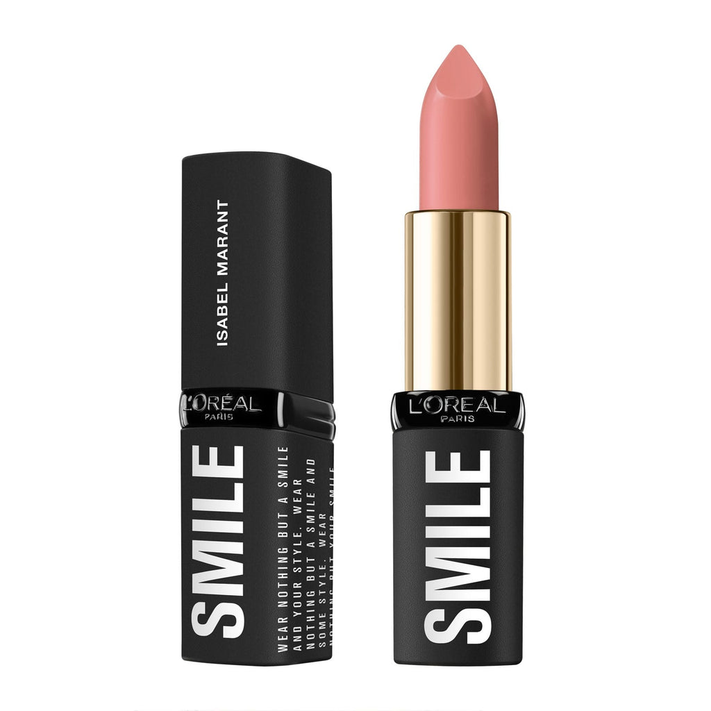 L'Oreal Paris x Isabel Marant SMILE Colour Riche Matte Lipstick