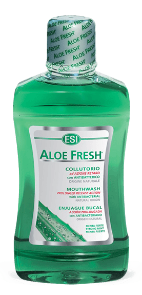 Aloe Fresh Mouthwash 500ml