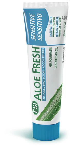 Aloe Fresh Sensitive Toothpaste 100ml