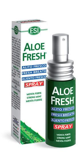 Aloe Fresh Fresh Breath Spray 15ml