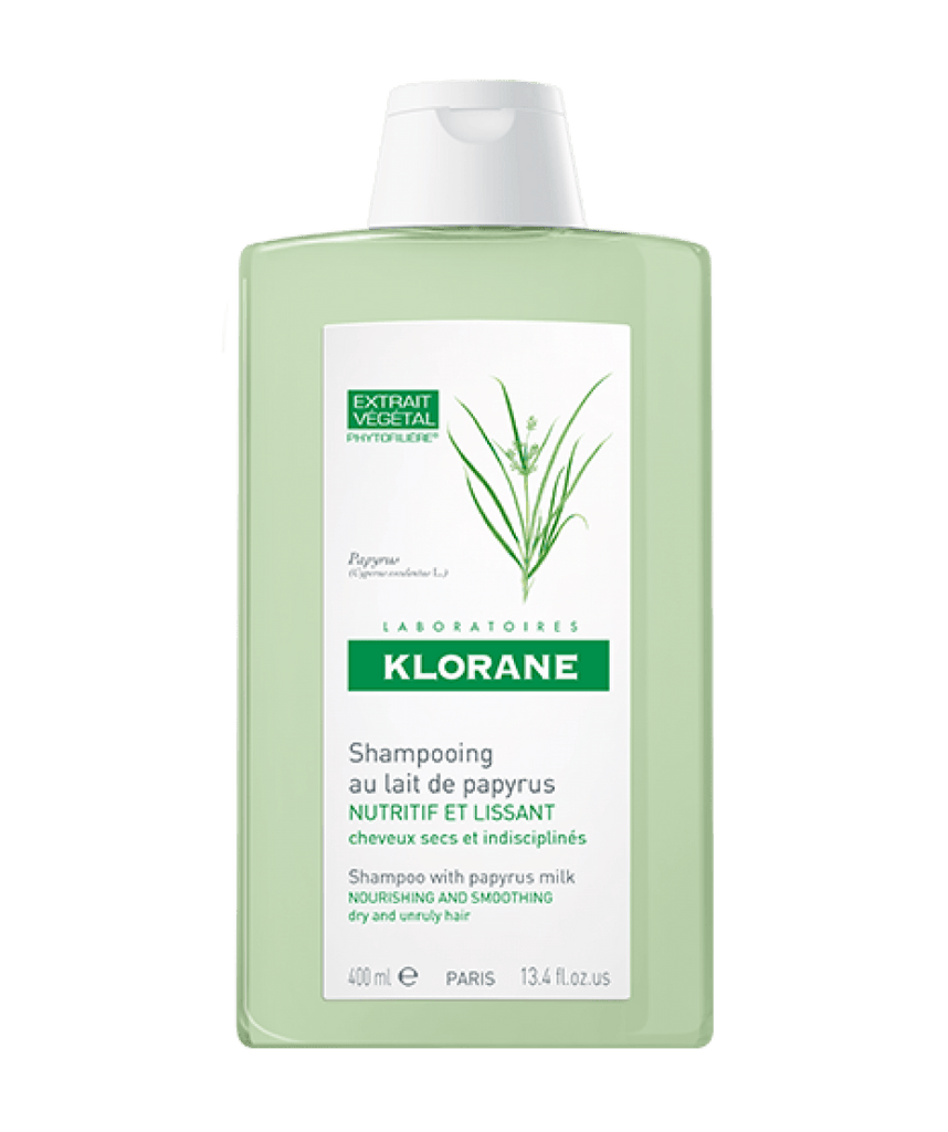Klorane Nourishing and Smoothing Shampoo with Papyrus Milk