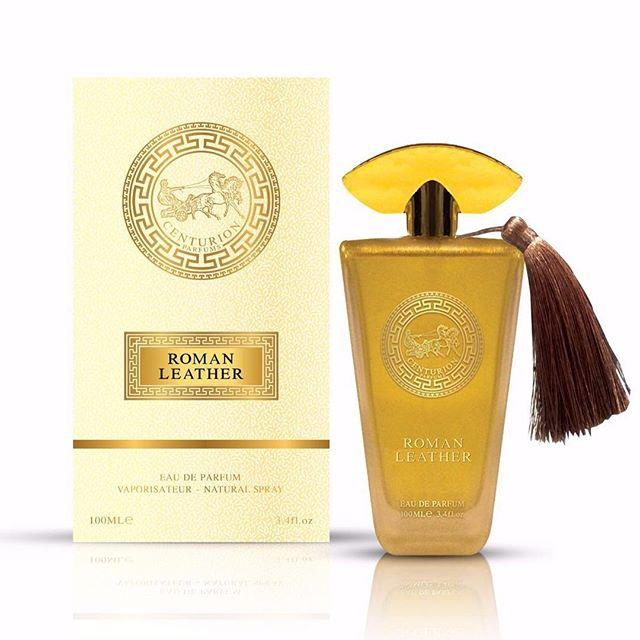 Centurion Roman Leather Eau de Parfum Unisex 100ml