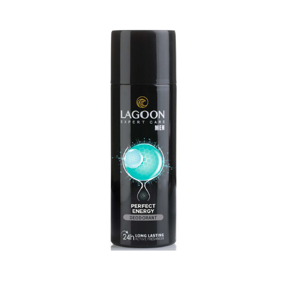 Lagoon Deo Spray for Men 200ml - 5 Scents