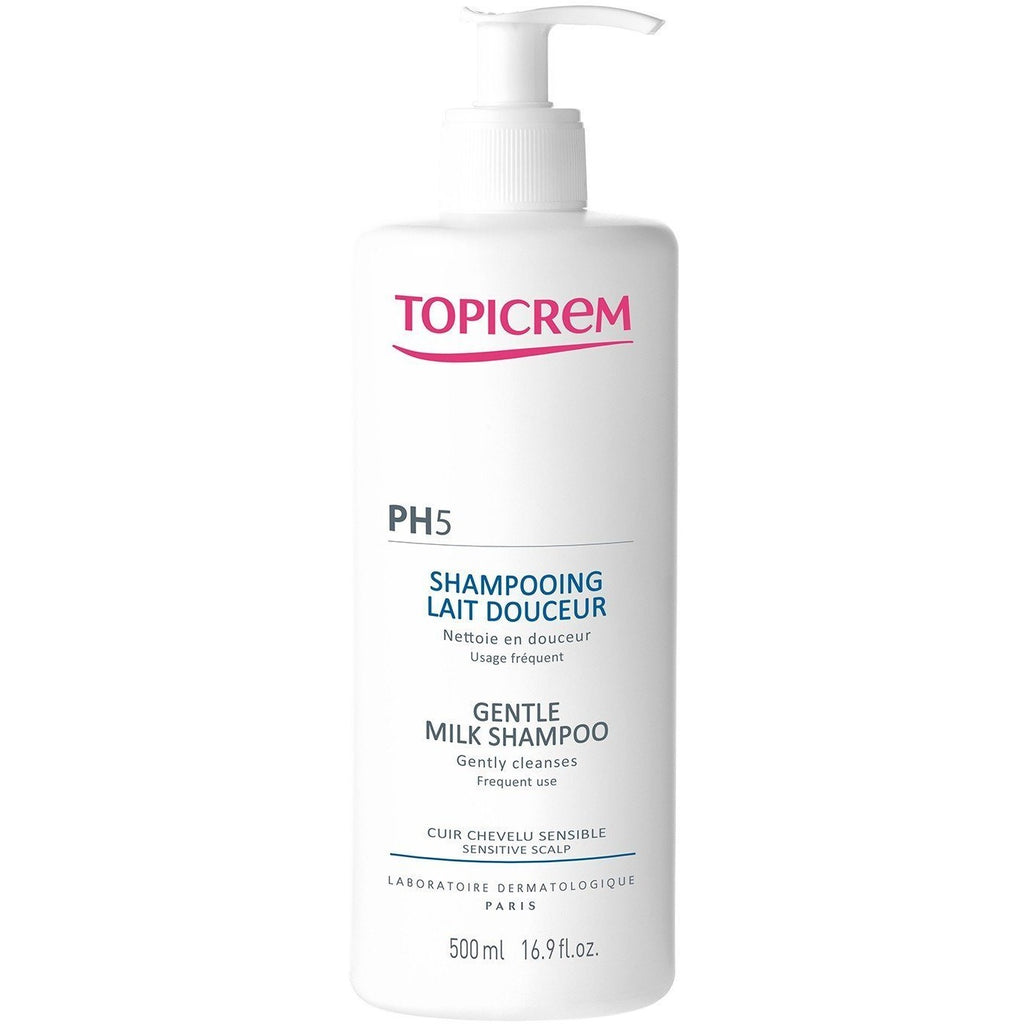 Topicrem PH5 Gentle Milk Shampoo 500ml