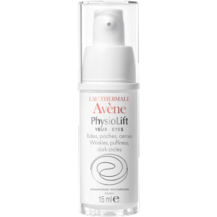 Avene PhysioLift Eye - Anti Wrinkles, Pufiness & Dark Circles 15ml