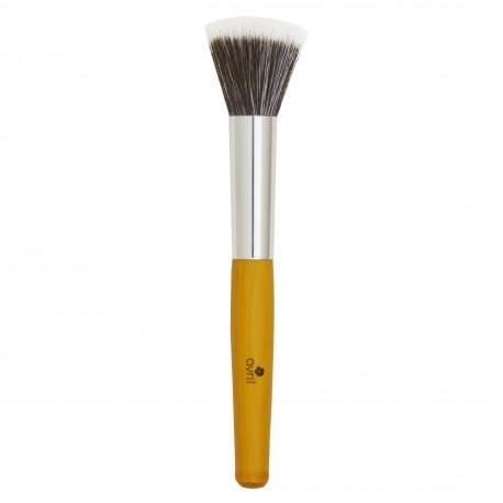 Avril Round Duo Fibers Brush For Foundation