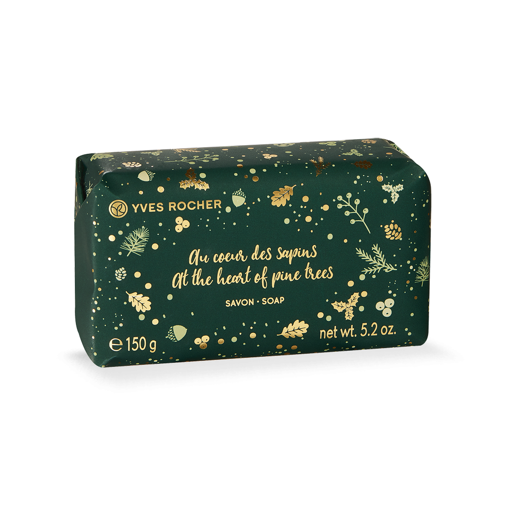 Yves Rocher Christmas 2019: Pine Tree Soap