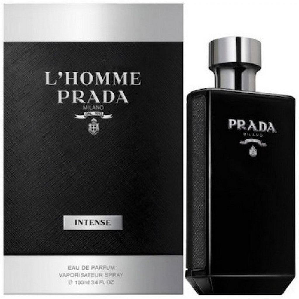 Prada L'Homme Intense Eau de Toilette for Men