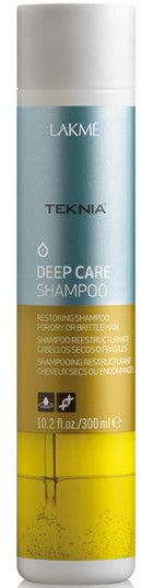 Lakme Teknia Deep Care Shampoo - For Dry or Damaged Hair