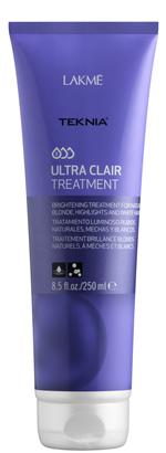 Lakme Teknia Ultra Clair Treatment - For Natural Blonde, Highlighted and White Hair