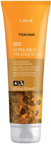 Lakme Teknia Ultra Gold Treatment - Color Refreshing mask for blonde hair