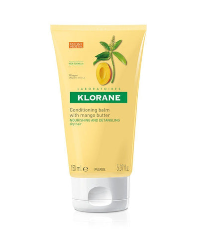 Klorane Nourishing and Detangling Conditioner with Mango Butter