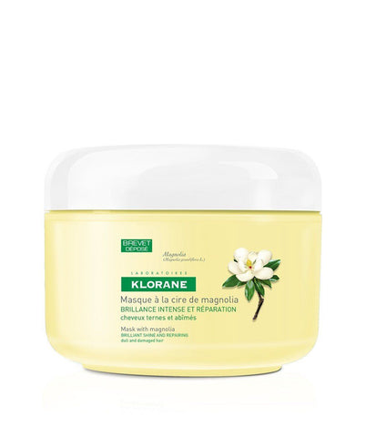 Klorane Brilliant Shine and Repairing Mask with Magnolia