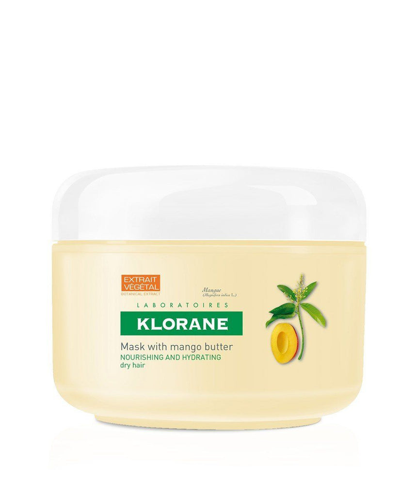 Klorane Nourishing and Hydrating Mask with Mango