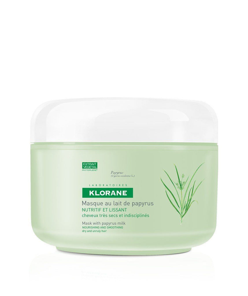 Klorane Nourishing and Smoothing Mask with Papyrus Milk
